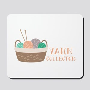 Yarn Collector Mousepad