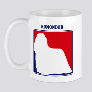 Pro Komondor Mug