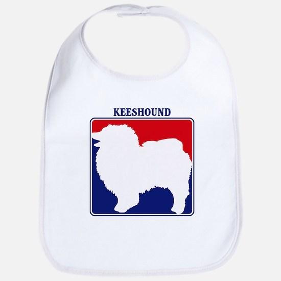 Pro Keeshound Bib