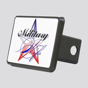 MilitaryWife Hitch Cover