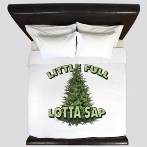 Little Full Lotta Sap King Duvet