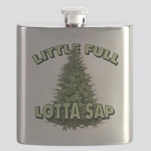 Little Full Lotta Sap Flask