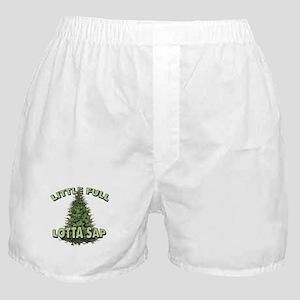 Little Full Lotta Sap Boxer Shorts