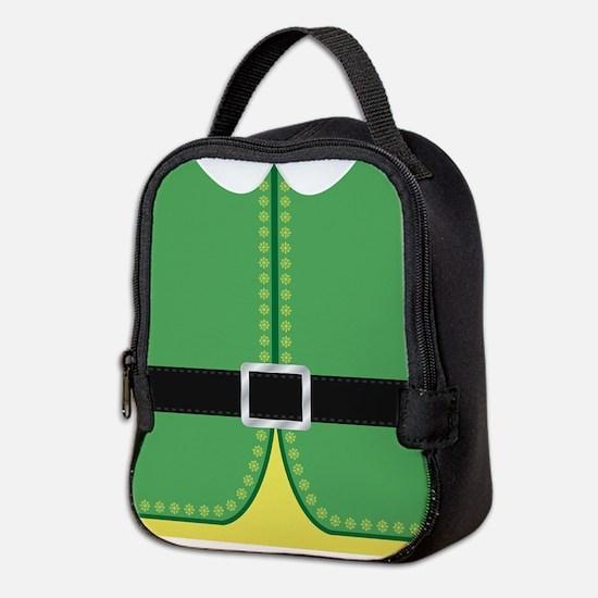 Buddy The Elf Costume Neoprene Lunch Bag