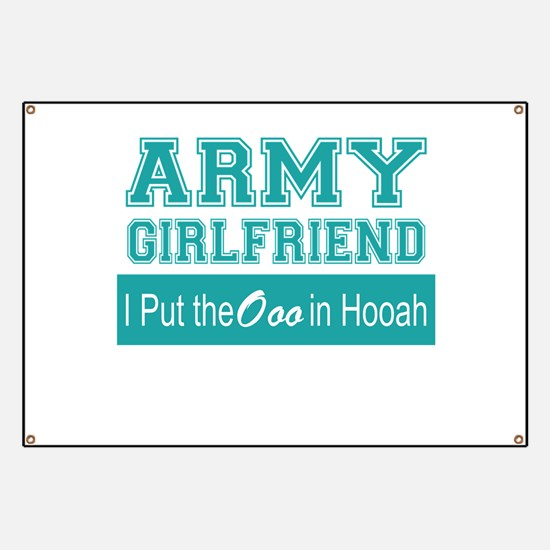 Cool Army girlfriend Banner