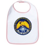 USS MOUNT HOOD Bib