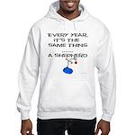Peanuts Shepherd Hooded Sweatshirt