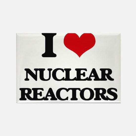 I Love Nuclear Reactors Magnets