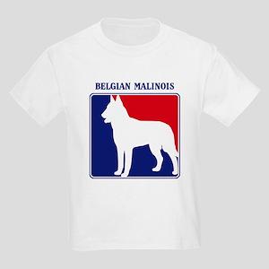 Pro Belgian Malinois Kids Light T-Shirt