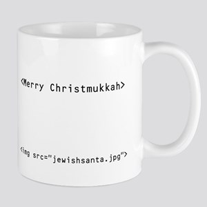 geekchristmukkah Mugs