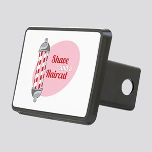 Shave and a Haircut Hitch Cover