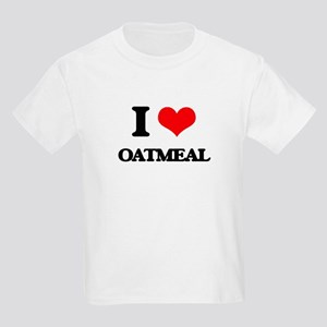 I Love Oatmeal T-Shirt