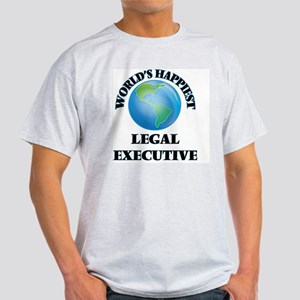 World's Happiest Legal Executive T-Shirt