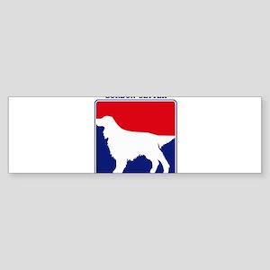 Pro Gordon Setter Bumper Sticker