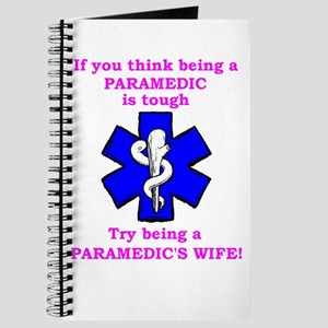 Paramedic's Wife Journal