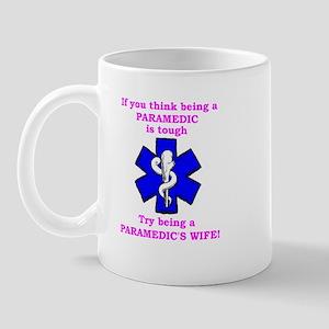 Paramedic's Wife Mug
