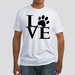 Animal LOVE Fitted T-Shirt
