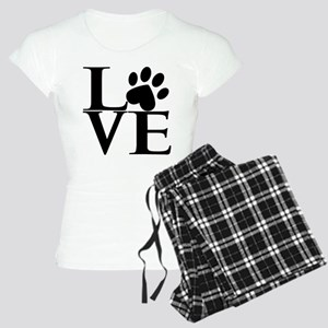 Animal LOVE Women's Light Pajamas