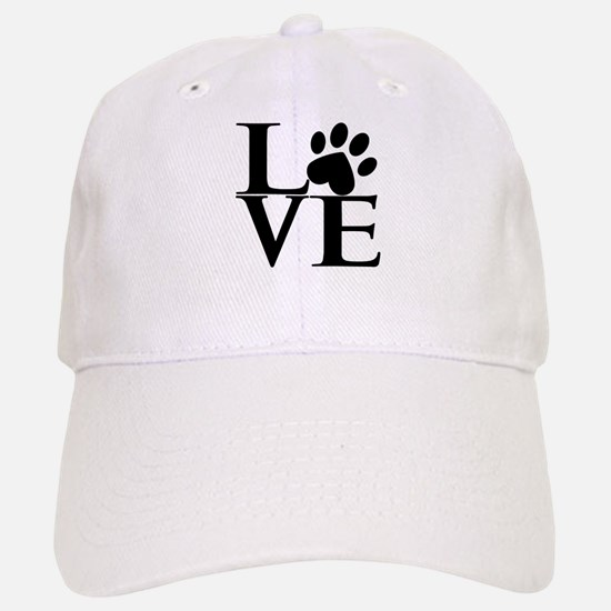 Animal LOVE Baseball Baseball Cap