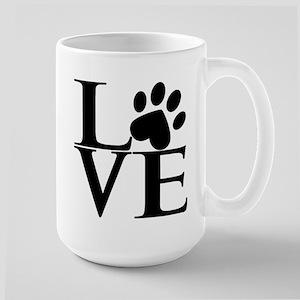 Animal LOVE Large Mug