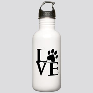 Animal LOVE Stainless Water Bottle 1.0L