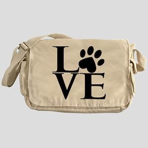 Animal LOVE Messenger Bag