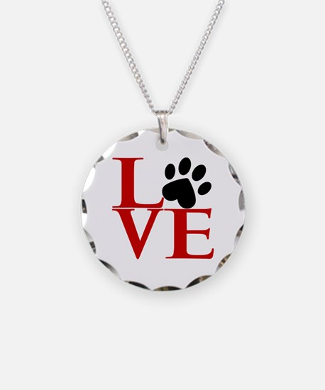 Animal LOVE Necklace