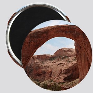 Rainbow Bridge Arch, Utah, USA Magnets