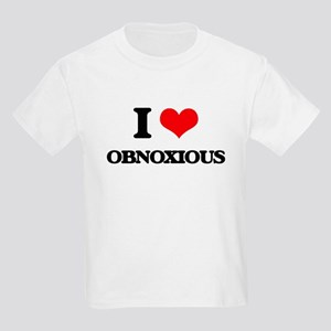I Love Obnoxious T-Shirt