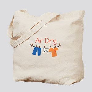 laundry_Air Dry Tote Bag