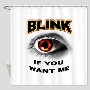BLINK Shower Curtain