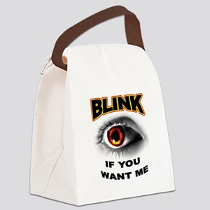BLINK Canvas Lunch Bag