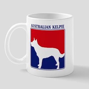 Pro Australian Kelpie Mug