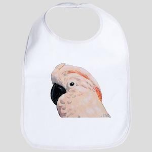 Moluccan Cockatoo Bib