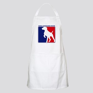 Pro German Shorthaired Pointe BBQ Apron