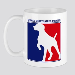 Pro German Shorthaired Pointe Mug