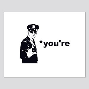 You're Your Grammar Police Posters