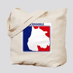 Pro Schnoodle Tote Bag