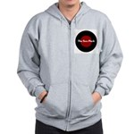 TheSaxPackLogo2014 Zip Hoodie