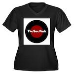 TheSaxPackLogo2014 Plus Size T-Shirt
