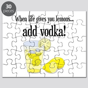 LIFE GIVES YOU LEMONS Puzzle