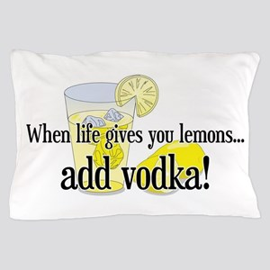 LIFE GIVES YOU LEMONS Pillow Case