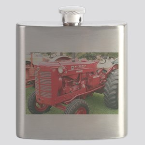 McCormick International Orchard Tractor Flask