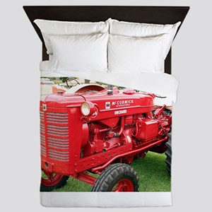 McCormick International Orchard Tracto Queen Duvet