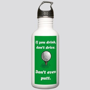 DON'T EVEN PUTT Stainless Water Bottle 1.0L