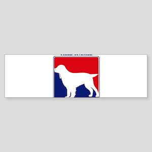 Pro Field Spaniel Bumper Sticker
