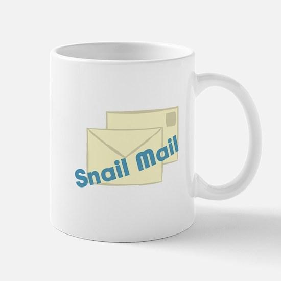Letter_Snail Mail Mugs