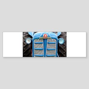 Fordson Super Major Tractor Bumper Sticker