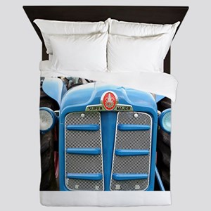 Fordson Super Major Tractor Queen Duvet