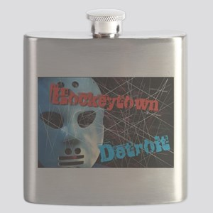 Hockeytown Flask